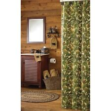 Forest Retreat 72x72 Nature Shower Curtain