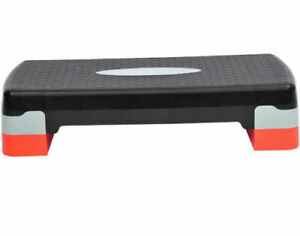 ProForm Adjustable Step Deck 4-6 Inch Non-Slip Surface for Cardio Exercise (New)