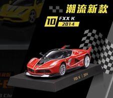 Taiwan 7-11 Ferrari Challenge FXX K 2014 1:64 Event Limited Diecast Model Car