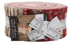 "Moda, Chafarcani, Jelly Roll, 2.5"" Fabric Quilting Strips, 13850JR, J01"