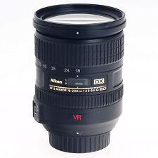 Nikon Nikkor AF-S DX 18-200mm F3.5-5.6 G VR Autofocus All In One Zoom Lens 2159