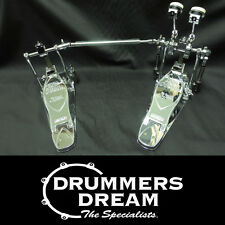 TAMA Iron Cobra Double Kick Pedal Limited Edition Chrome w/ Hardcase - Pre Loved