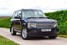 2005 Range Rover Vogue 3.0 Td6
