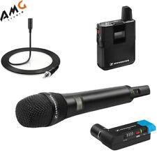 Sennheiser AVX-Combo SET Digital Camera-Mount Wireless Combo Microphone System