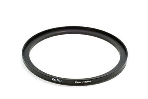 Stepping Ring 95-105mm 95mm to 105mm Step Up Ring Stepping Rings 95mm-105mm