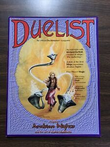 Duelist Official Deckmastwr Magazine 1 2 3 4 5 6 7 And Supplement Mtg Near Mint