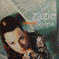 ZAZIE : HOMME SWEET HOMME - [ CD SINGLE PROMO ]