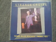 Strange Cruise - Rebel blue rocker 12'' Vinyl Maxi (Steve Strange/ Visage)