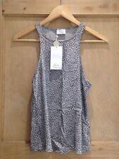 Zara Viscose Waist Length Crew Neck Tops & Shirts for Women