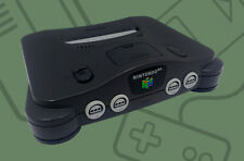 Nintendo N64 Modified PAL RGB Console - RARE!