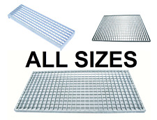 Floor Forge Walkway Steel Galvanised Grating - Multi Variations - ALL SIZES