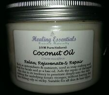 Coconut Oil - 300g Jar - 100% Pure Natural High Quality Carrier/ Base Oil