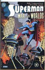 Superman War of the Worlds 1999 one-shot near mint comic book