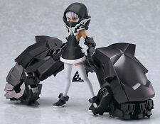 Figma BLACK ROCK SHOOTER STRENGTH TV Animation Ver. 198 figure NEW