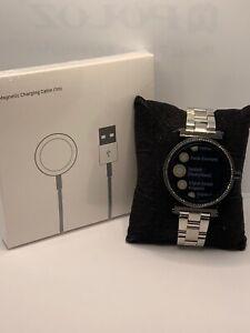 Michael Kors Gen 3 MKT5035 Women's Stainless Steel Digital Dial Smart Watch NA49