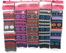 Polyester Knee-High Socks for Women