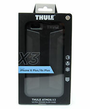 Thule Atmos X3 ULTRA SLIM Case for iPhone 6 Plus - 6s Plus, Black