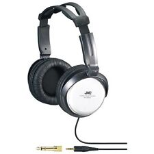 JVC HA-RX500 High Quality Full Size Headphones Black Amazing quality