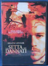 LA SETTA DEI DANNATI - DVD N.02471