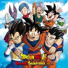 Dragon Ball Super Anime Original Sound Track Vol.2 2cd