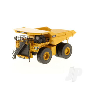 1:125 Cat 797F Mining Truck, Diecast Scale Construction Vehicle