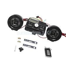 for Motorbike Handlebar Audio System USB/SD Interface FM Radio Speaker MP3