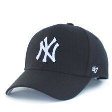 New York Yankees Hat 47 Brand Wool Clean Up Mens Baseball Training Dad Cap OSFA