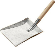 Fireplace Shovel Fireside Accessory Hearth Tidy Ash Shovel Galvanised Shovel