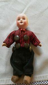 Ancienne poupée/mignonnette porcelaine GERMANY