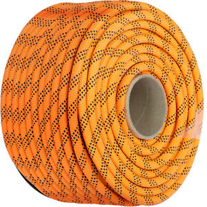 """9/16"""" Braid Rope Climbing Rope Rigging Line 100FT High Strength Rappelling Rock"""