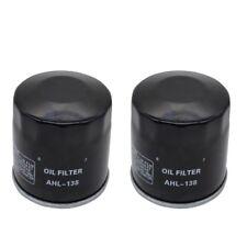 2* Oil Filter For Suzuki GSXR600 750 1000 M109R GSX-R GSX1300R GSF1200 Hayabusa