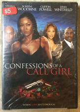Confessions Of A Call Girl (DVD, 2007) BRAND NEW/SEALED - Ships Tomorrow❗️