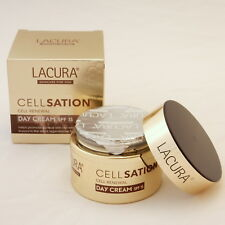NEW Lacura CELLSATION Cell Renewal DAY CREAM SPF15 / 50ml