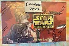 Star Wars CCG - Decipher - Full Sealed Box of Cloud City - 60 packs