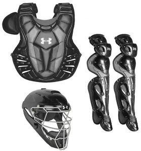 Under Armour UACK3-JRP Youth Converge Pro Series Catchers Gear Set Various