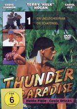 "DVD - Thunder in Paradise 1 - Heiße Fälle Coole Drinks - Terry ""Hulk"" Hogan"