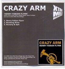 (BS936) Crazy Arm, Henry Fabian Flynn' - DJ CD
