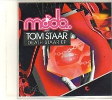 (DU105) Tom Staar, Death Staar EP - DJ CD