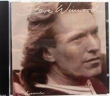 Steve Winwood - Chronicles (Best Of) (CD 1987)