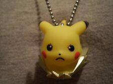 Pikachu Pokemon Figure Charm Anime Jewelry Necklace Novelty Kawaii Cool Gift