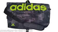 Adidas Umhängetasche Schultertasche Tasche schwarz NEU