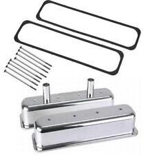 Sb Chevy Tall Aluminum Centerbolt Valve Covers Withgasketsbolts