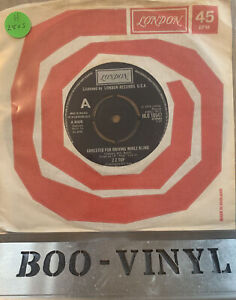 "ZZ Top ""Arrested for Driving While Blind"" RARE original 1976 UK  HLU10547 EX"