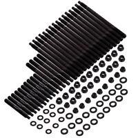For Chevy LS1 LS6 LS2 Cylinder Head Stud Kit 4.8L 5.3L 5.7L 6.0L LQ9 97-03 SPTAU