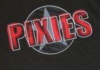 XL * nos 2004 PIXIES sell out tour t shirt * concert vtg