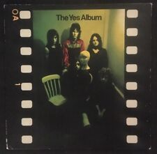 YES {THE YES ALBUM} LP Record VINYL 1971 Album SD 19131 FREE SHIPPING!