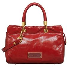 Marc Jacobs Too Hot To Handle Red Leather Crossbody bag, $495