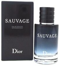 Dior Sauvage Cologne by Christian Dior 2.0 oz.EDT Spray. New in Sealed Box