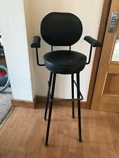 More details for vintage highchair / hairdressers children's high chair