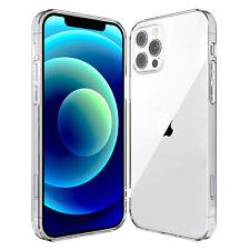 Hülle für Apple iPhone Xs 12 11 SE 8 7 6s Pro Schutz Silikon Case Transparent
